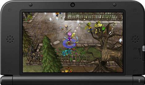 'Vampire Crystals' es el último título de Shanblue Interactive.