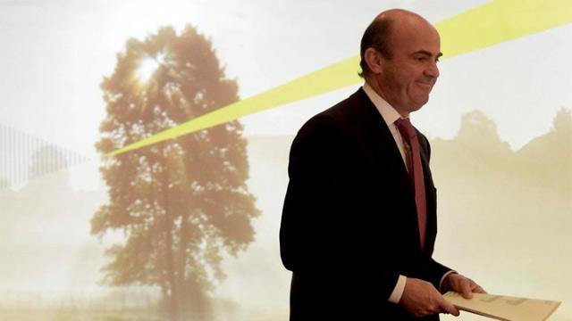 El ministro de Economía acudirá a la reunión delEurogrupo. | Antonio Heredia