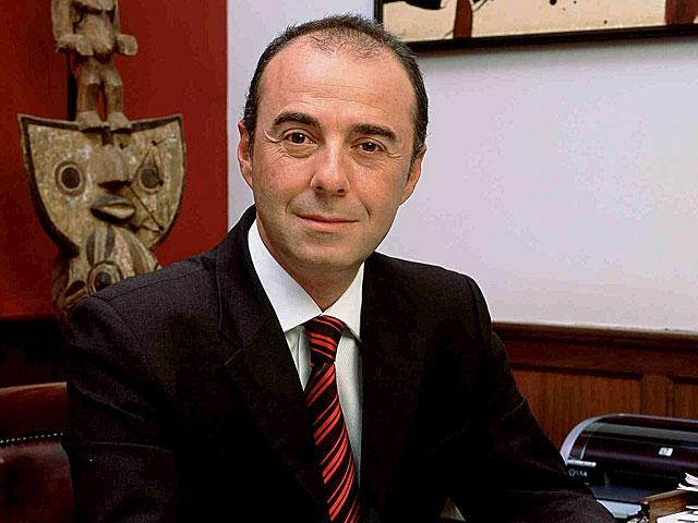 Ex alcalde de Santa Cruz de Tenerife y actual senador por Coalición Canaria, Miguel Zerolo, en 2012.| El Mundo