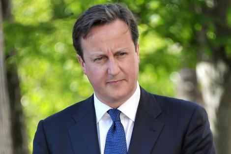 El primer ministro británico, el conservador David Cameron. | Afp