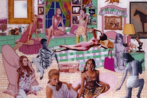 'The instant Decorator', de Laurie Simmons.