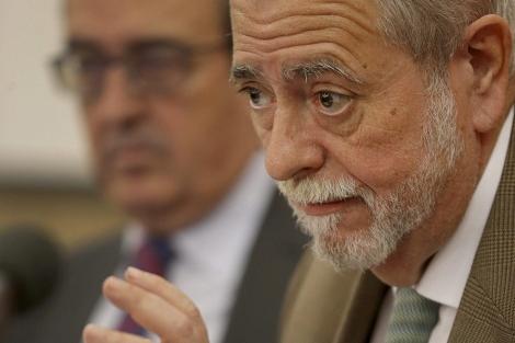 El secretario de Estado de Administraciones Públicas, Antonio Beteta. | Efe
