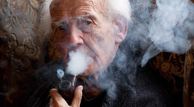 El sociólogo Zygmunt Bauman. | Ione Saizar