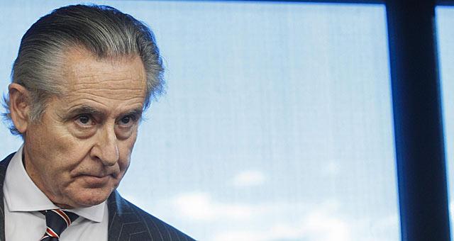 El ex presidente de Caja Madrid, Miguel Blesa. | José Aymá