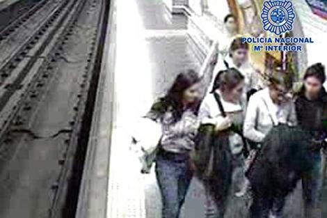 El 'clan de las Bosnias' está especializado en el robo en el Metro.