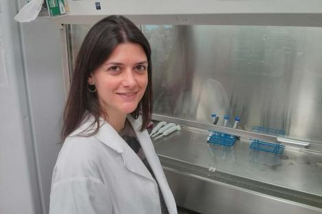 La investigadora Nuria Martí. | OHSU