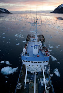 Instituto Polar de Noruega.