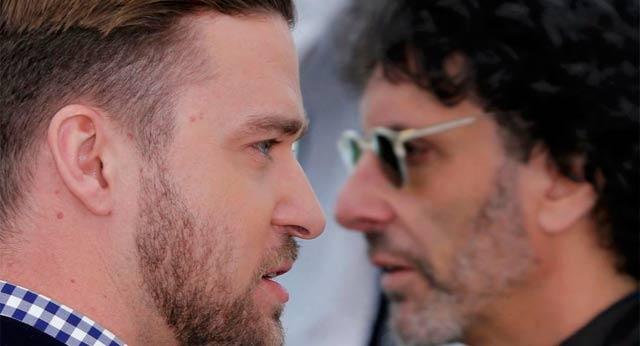 Justin Timberlake y Joel Cohen en el Festival.   Reuters