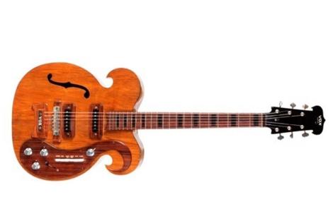 El instrumento, subastado por 408.000 dólares en Nueva York.   Reuters