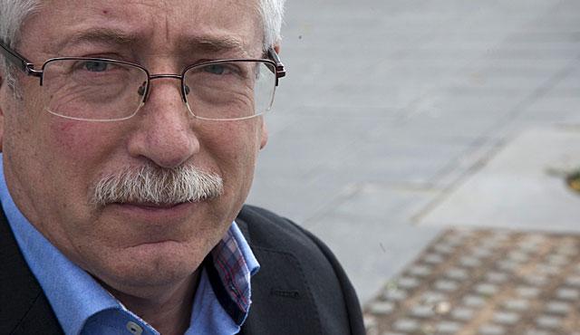 Ignacio Fernández Toxo, secretario general de CCOO
