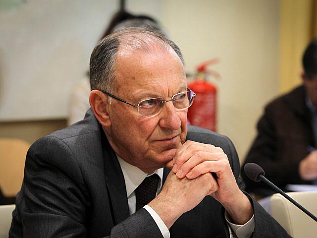 Ex director general de Feval y ex diputado del PSOE, Jose Luis Viñuela. | Jero Morales