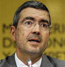 Fernando Jiménez Latorre, secretario de Estado de Economía. | Efe