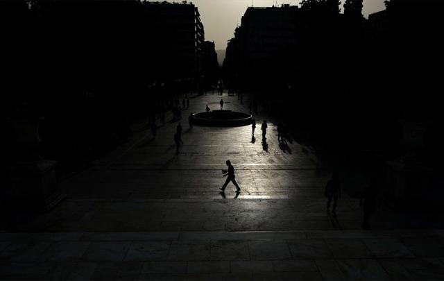 Plaza Syntagma de Atenas. | Afp