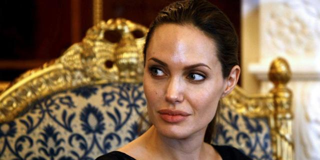 Angelina Jolie, durante un acto reciente. | Afp