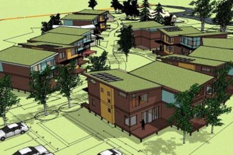 Recreación de uno de estos proyectos urbanísticos. | colectivocover.com
