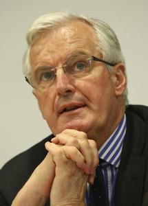 Michel Barnier. | Julien Warnand