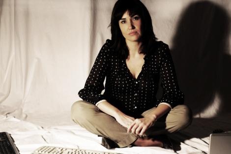 La escritora valenciana Bárbara Blasco.