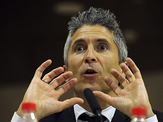 El juez Fernando Grande-Marlaska en una imagen reciente.   Miguel Ángel Molina / Efe