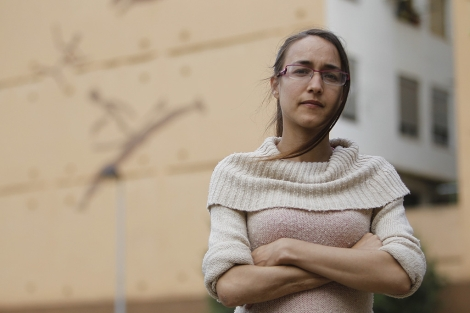 María José Gimeno. | Eugenio Torres