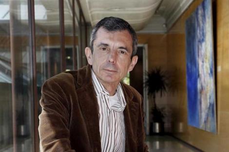 Francisco Guinea, en la sede de la Fundación BBVA.  Kike Para/BBVA