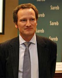 Walter de Luna, director general de la Sareb. | Sergio Enríquez