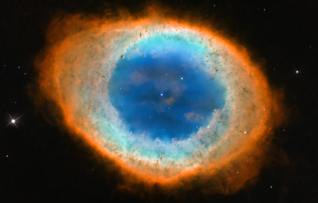 Nebulosa del Anillo en Lira. | NASA/ESA