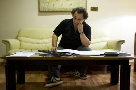El ex director de la Orquesta Nacional, Josep Pons.  Sergio González