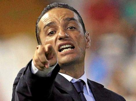El nuevo técnico del Mallorca, José Luis Oltra.