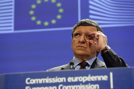 José Manuel Durao Barroso, presidente de la Comisión Europea. | Efe