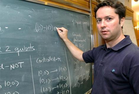 El español Juan Ignacio Cirac, investigador del Max Planck. | Efe