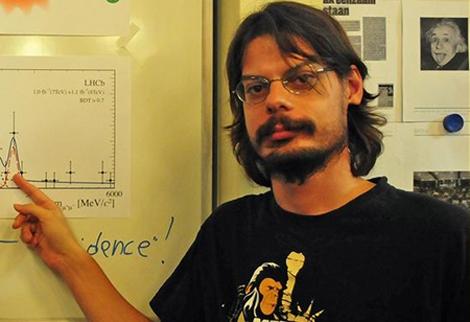 Diego Martínez Santos, mejor joven físico de Europa. | DMS