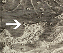 Detalle del mapa de Cassini. | E.M.