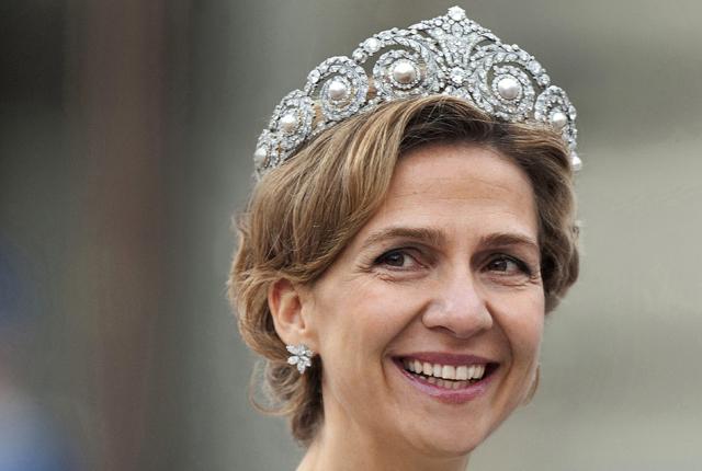 La Infanta Cristina, en una boda.| Getty Images