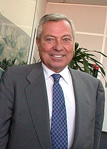 Gonzalo Pascual. | Juan M. Martín