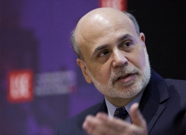El presidente de la Fed, Ben Bernanke. | Efe