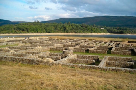 Campamento romano de Aquis Querquennis en Bande (Ourense) | Turismo de Galicia