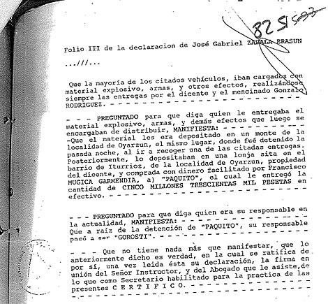 El folio 825