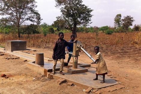 Niños en Malaui | FMLC