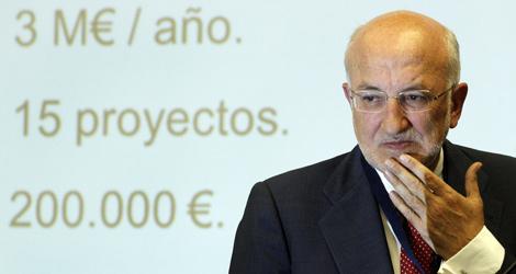 Juan Roig, presidente de Mercadona e impulsor de Mercadona. | Efe