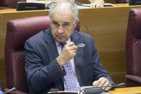 El ex conseller y actual diputado del PP Rafael Blasco. | Benito Pajares