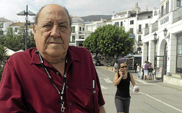 Javier Tomeo, en una imagen de 2009.