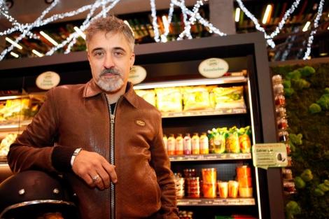 El chef Sergi Arola.   Sergio Enriquez-Nistal
