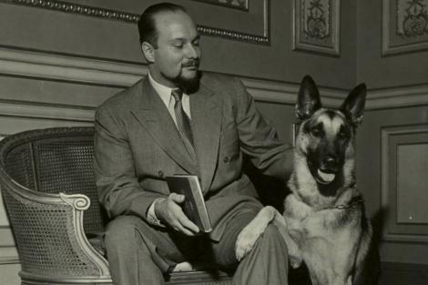 El rey Faruk, en una foto de archivo.
