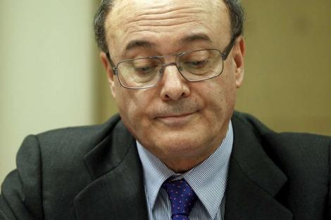 Luis María Linde, Gobernador del Banco de España. | ELMUNDO.es