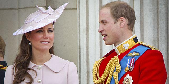 Los Duques de Cambridge, en la última aparición pública de Catalina.   Gtres
