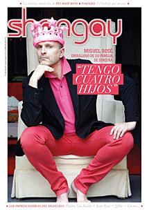 Miguel Bosé: 'No tengo dos hijos, tengo cuatro' | elmundo.es