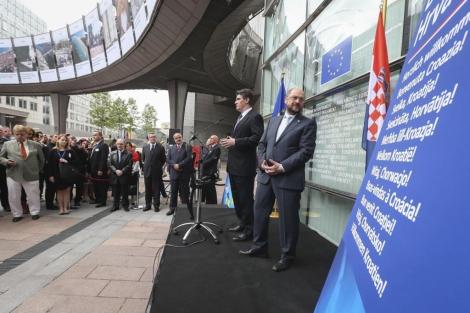 Croacia entra en la UE