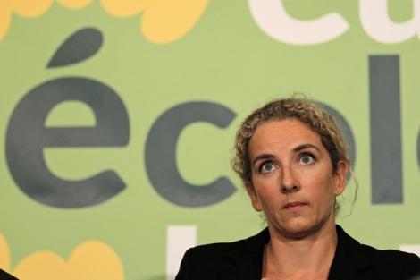 La hasta ahora ministra de Ecología y Desarrollo Sostenible gala, Delphine Batho. | Reuters