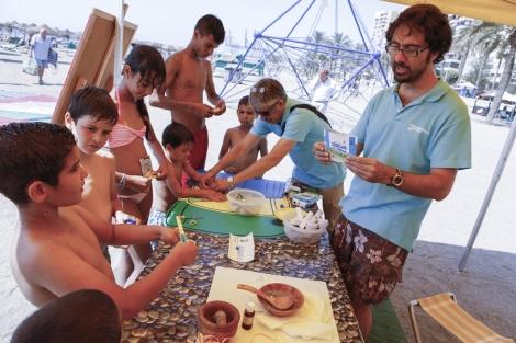 Actividades para pequeños | Jesús Domínguez