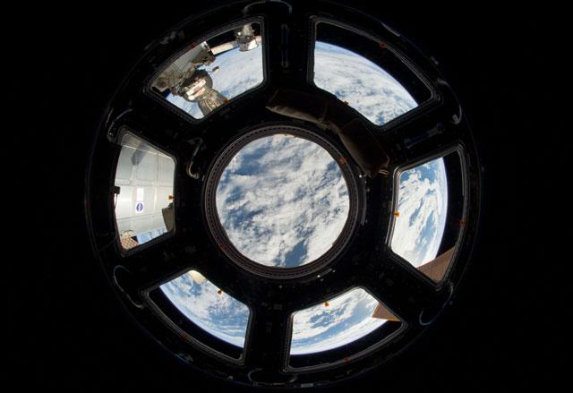 Imagen tomada por Luca Parmitano desde la ISS. | ESA